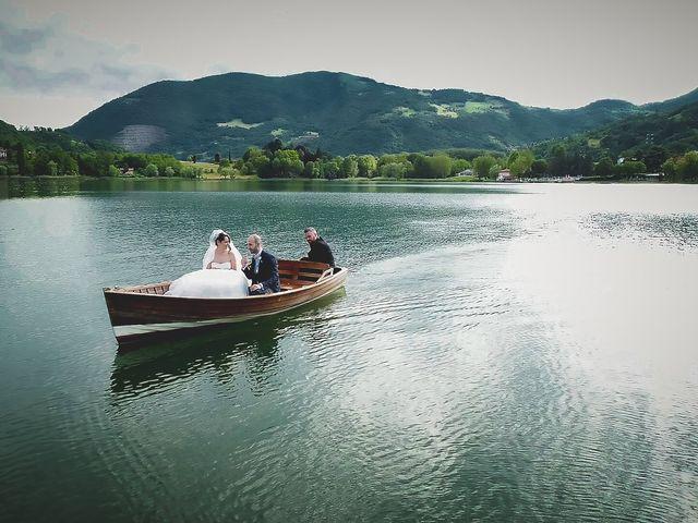 Le nozze di Klaudia e Kristian