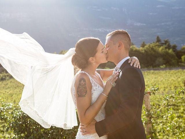 Il matrimonio di Alessandro  e Jlenia  a Rovereto, Trento 1