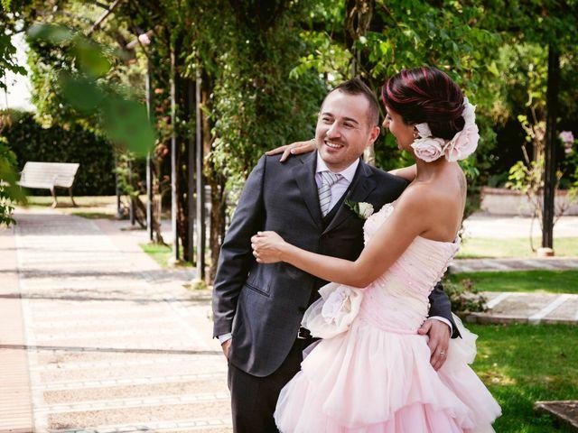 Il matrimonio di Davide e Silvia a Casirate d'Adda, Bergamo 1