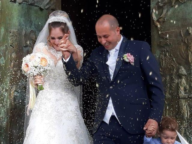 Il matrimonio di Anna e Andrea a Lentate sul Seveso, Monza e Brianza 10