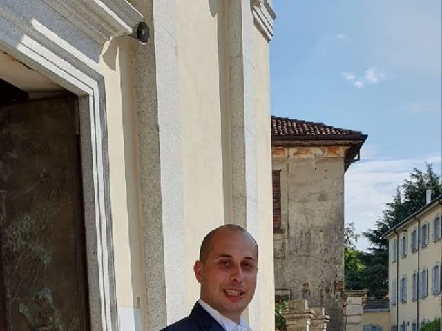 Il matrimonio di Anna e Andrea a Lentate sul Seveso, Monza e Brianza 12