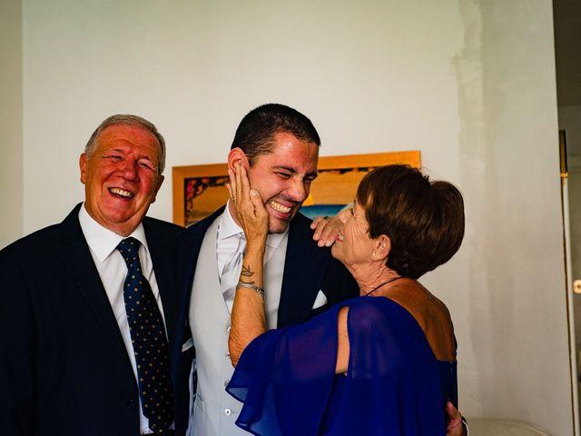 Il matrimonio di Francesco e Tiziana a Bordighera, Imperia 13