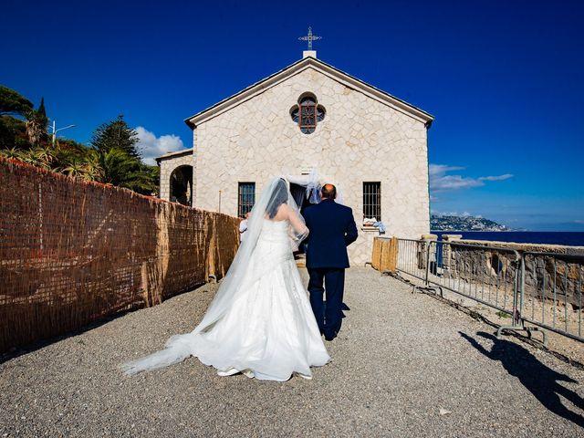 Il matrimonio di Francesco e Tiziana a Bordighera, Imperia 24