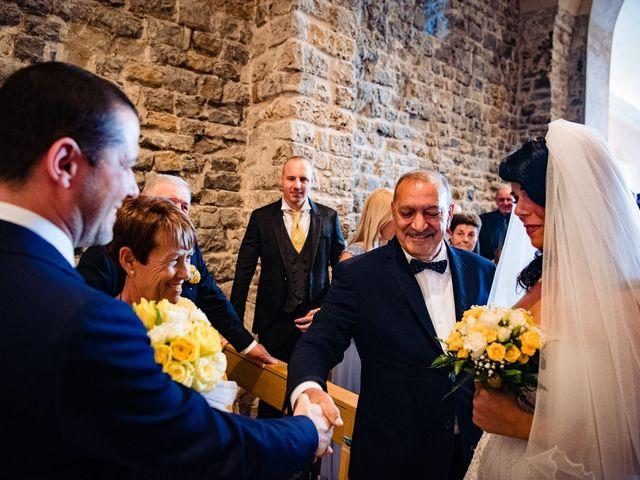 Il matrimonio di Francesco e Tiziana a Bordighera, Imperia 28