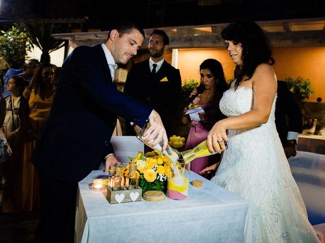 Il matrimonio di Francesco e Tiziana a Bordighera, Imperia 56