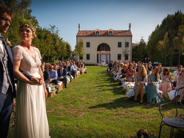 Il matrimonio di Alberto e Piera a Venezia, Venezia 72