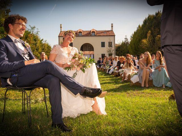 Il matrimonio di Alberto e Piera a Venezia, Venezia 86
