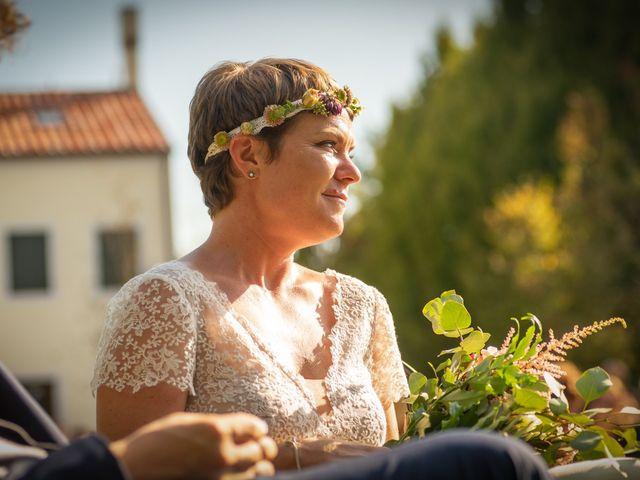 Il matrimonio di Alberto e Piera a Venezia, Venezia 98