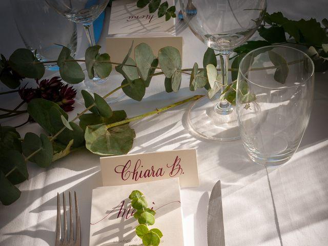 Il matrimonio di Alberto e Piera a Venezia, Venezia 125