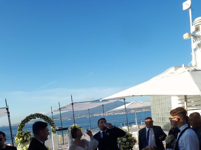 Il matrimonio di Arcangelo  e Maddalena  a Castellammare di Stabia, Napoli 6