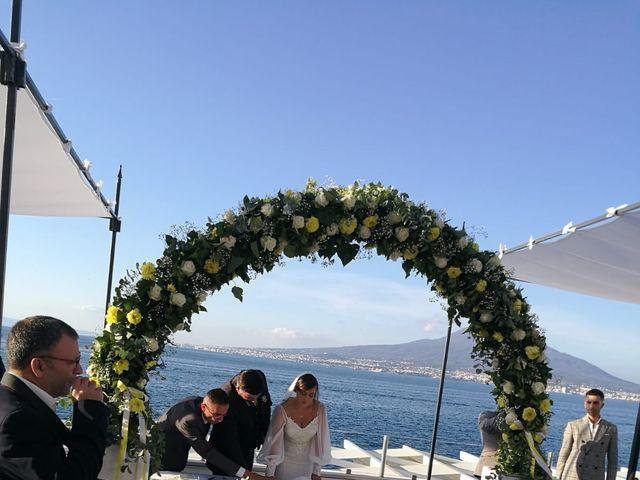 Il matrimonio di Arcangelo  e Maddalena  a Castellammare di Stabia, Napoli 9