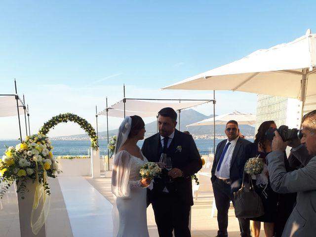 Il matrimonio di Arcangelo  e Maddalena  a Castellammare di Stabia, Napoli 11