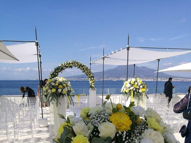 Il matrimonio di Arcangelo  e Maddalena  a Castellammare di Stabia, Napoli 15