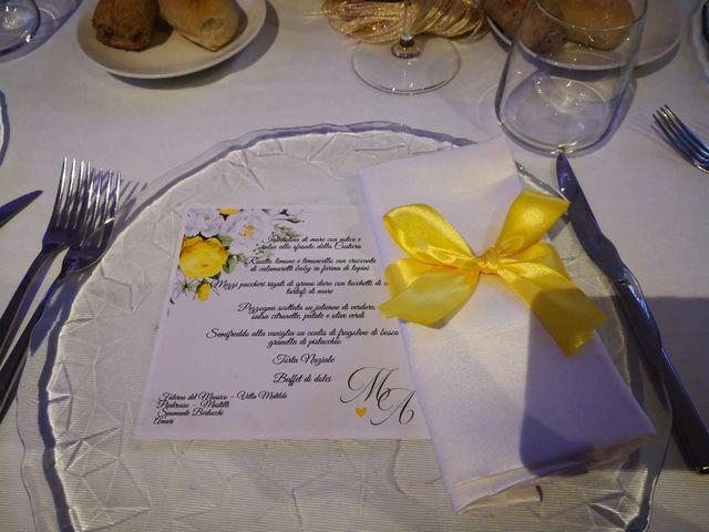 Il matrimonio di Arcangelo  e Maddalena  a Castellammare di Stabia, Napoli 19