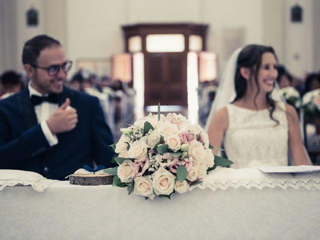 Le nozze di Nicola e Arianna