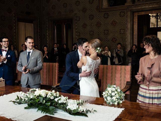 Il matrimonio di Daniele e Elisa a Udine, Udine 13