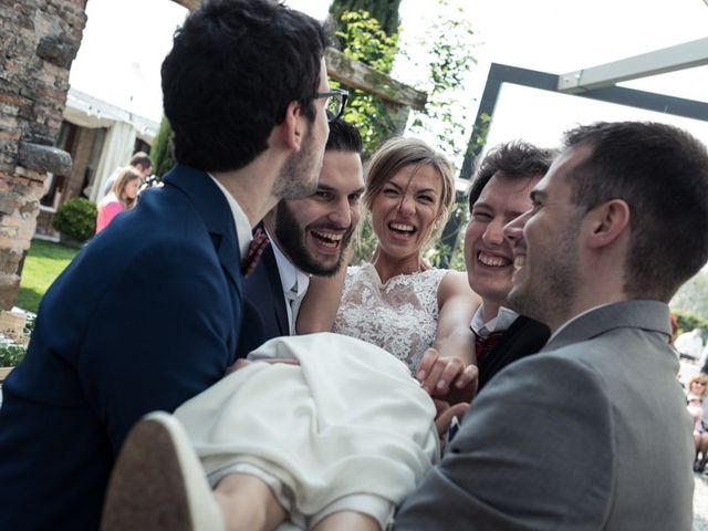 Il matrimonio di Daniele e Elisa a Udine, Udine 25