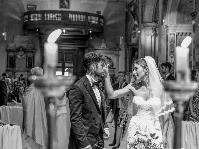 Il matrimonio di Matteo e Annika a Roma, Roma 1