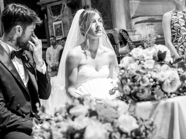 Il matrimonio di Matteo e Annika a Roma, Roma 2