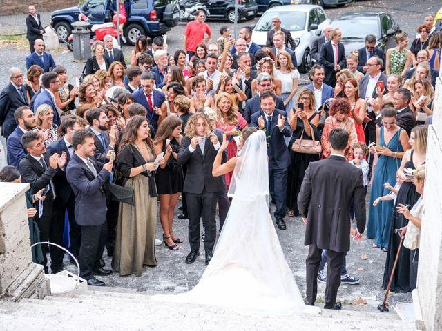 Il matrimonio di Matteo e Annika a Roma, Roma 3