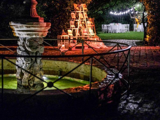 Il matrimonio di Matteo e Annika a Roma, Roma 5