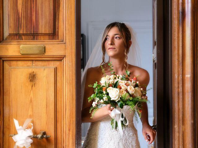 Il matrimonio di Matteo e Annika a Roma, Roma 17