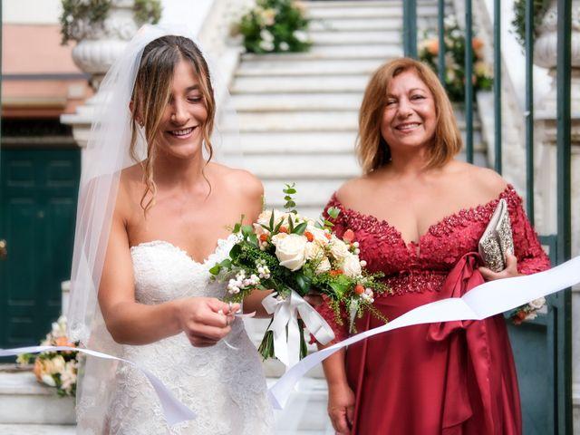 Il matrimonio di Matteo e Annika a Roma, Roma 18