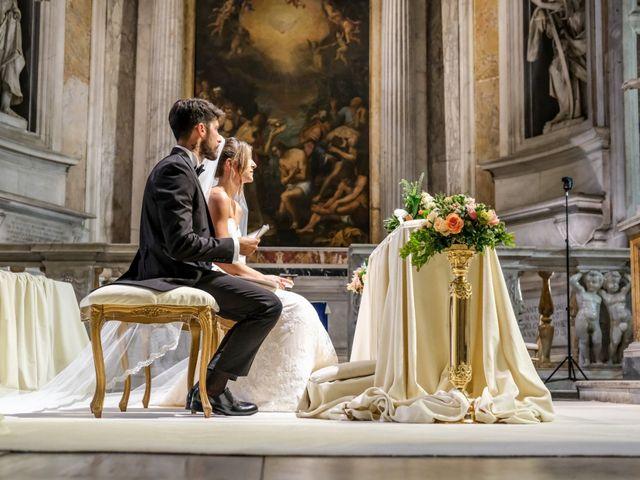 Il matrimonio di Matteo e Annika a Roma, Roma 19