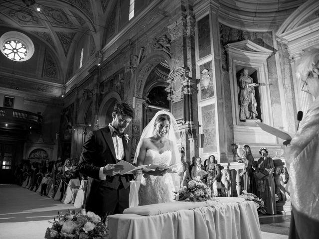 Il matrimonio di Matteo e Annika a Roma, Roma 23
