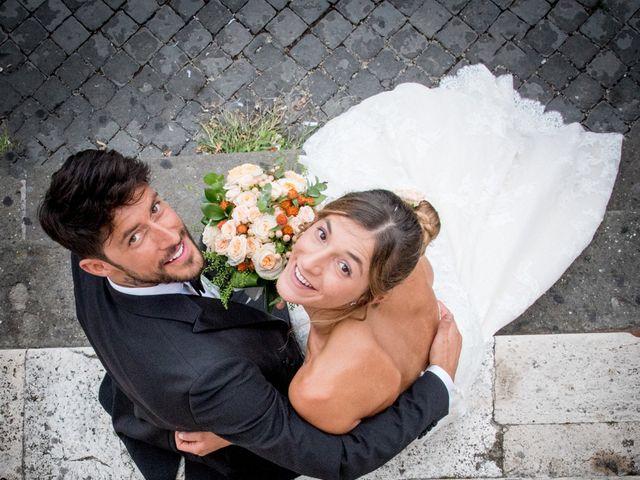 Il matrimonio di Matteo e Annika a Roma, Roma 25