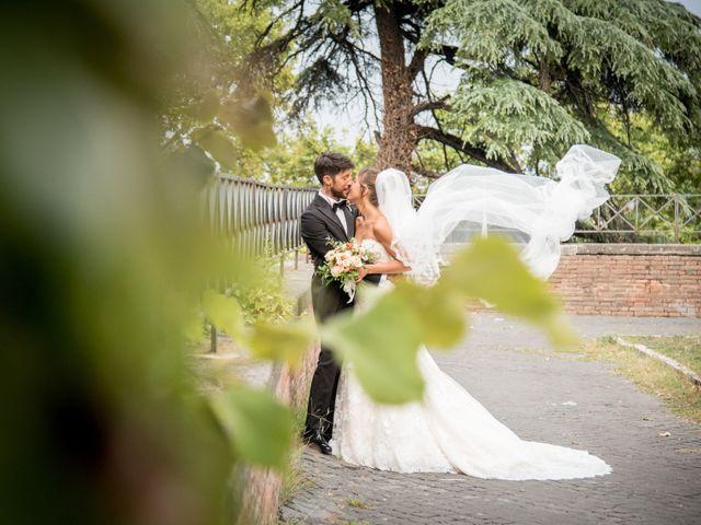 Il matrimonio di Matteo e Annika a Roma, Roma 26