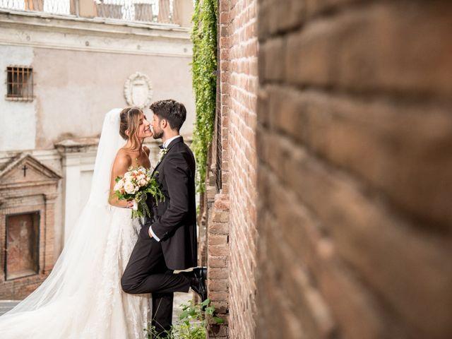 Il matrimonio di Matteo e Annika a Roma, Roma 27