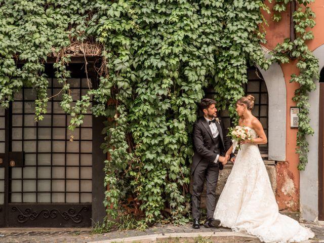 Il matrimonio di Matteo e Annika a Roma, Roma 29