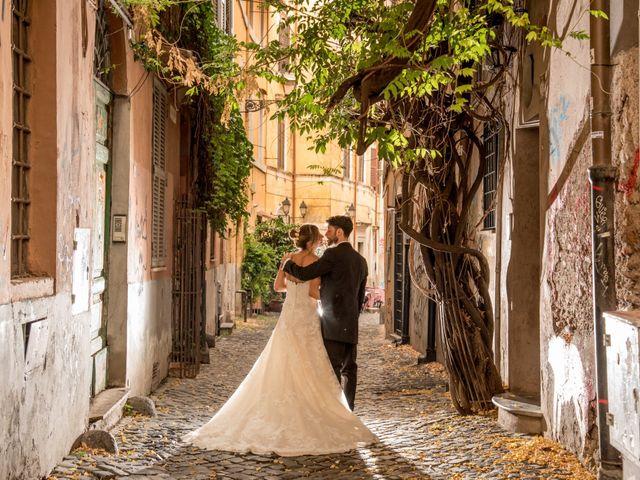 Il matrimonio di Matteo e Annika a Roma, Roma 30