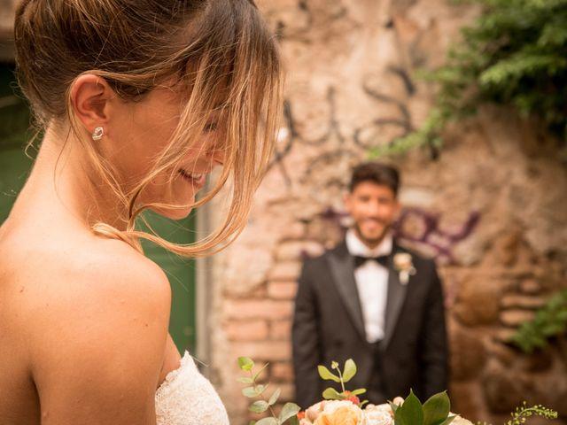 Il matrimonio di Matteo e Annika a Roma, Roma 31