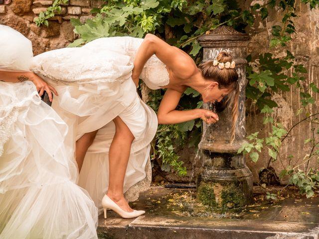 Il matrimonio di Matteo e Annika a Roma, Roma 33