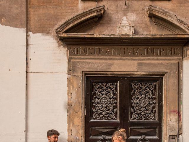 Il matrimonio di Matteo e Annika a Roma, Roma 35
