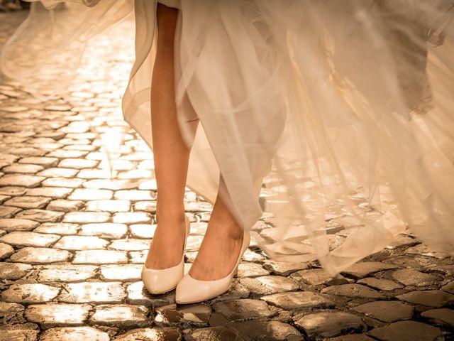 Il matrimonio di Matteo e Annika a Roma, Roma 36