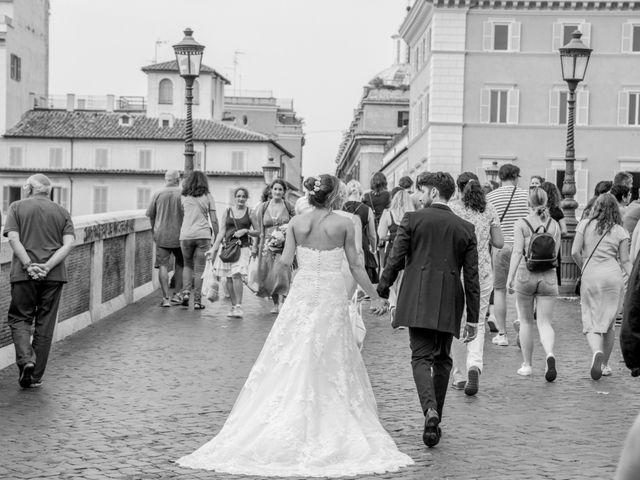 Il matrimonio di Matteo e Annika a Roma, Roma 38