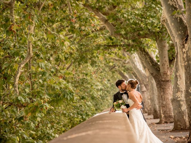 Il matrimonio di Matteo e Annika a Roma, Roma 41