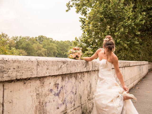 Il matrimonio di Matteo e Annika a Roma, Roma 42