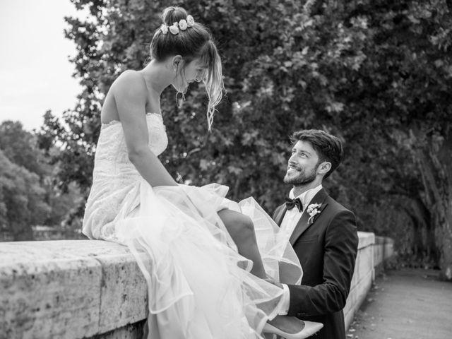 Il matrimonio di Matteo e Annika a Roma, Roma 43