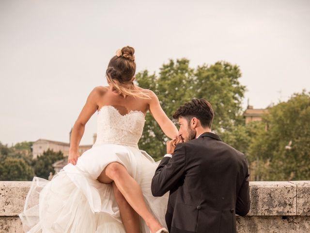 Il matrimonio di Matteo e Annika a Roma, Roma 44