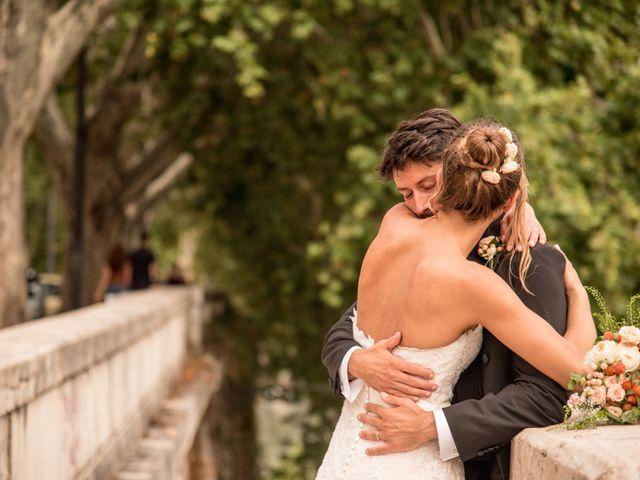 Il matrimonio di Matteo e Annika a Roma, Roma 46