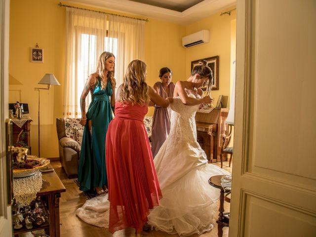 Il matrimonio di Matteo e Annika a Roma, Roma 63