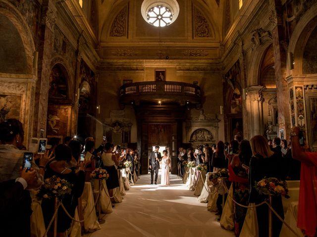 Il matrimonio di Matteo e Annika a Roma, Roma 66
