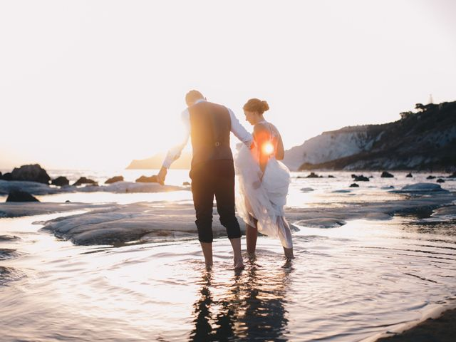 Il matrimonio di Andrea e Francesca a Licata, Agrigento 4