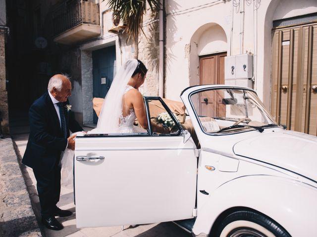 Il matrimonio di Andrea e Francesca a Licata, Agrigento 33