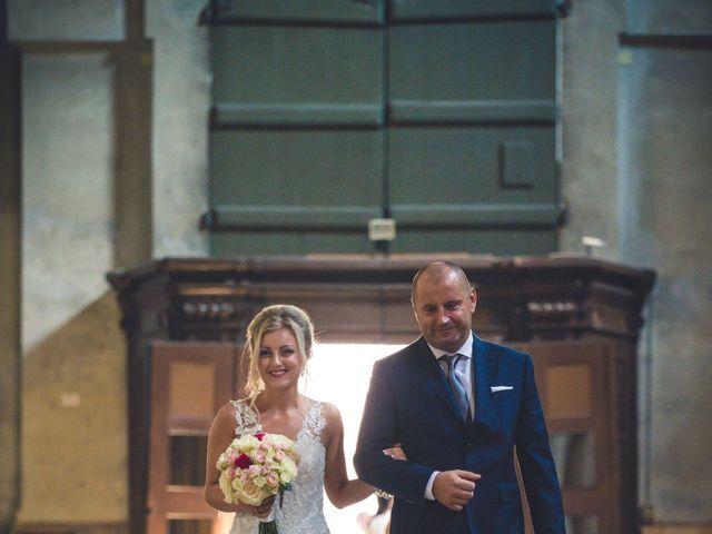 Il matrimonio di Salvatore e Malwina a Verona, Verona 11
