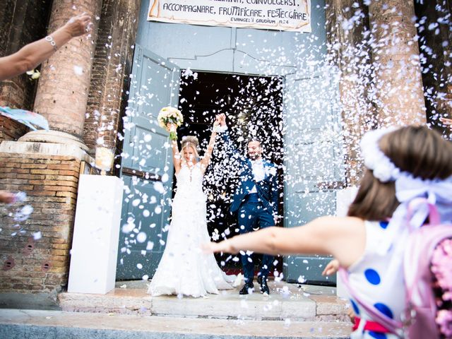 Il matrimonio di Salvatore e Malwina a Verona, Verona 24